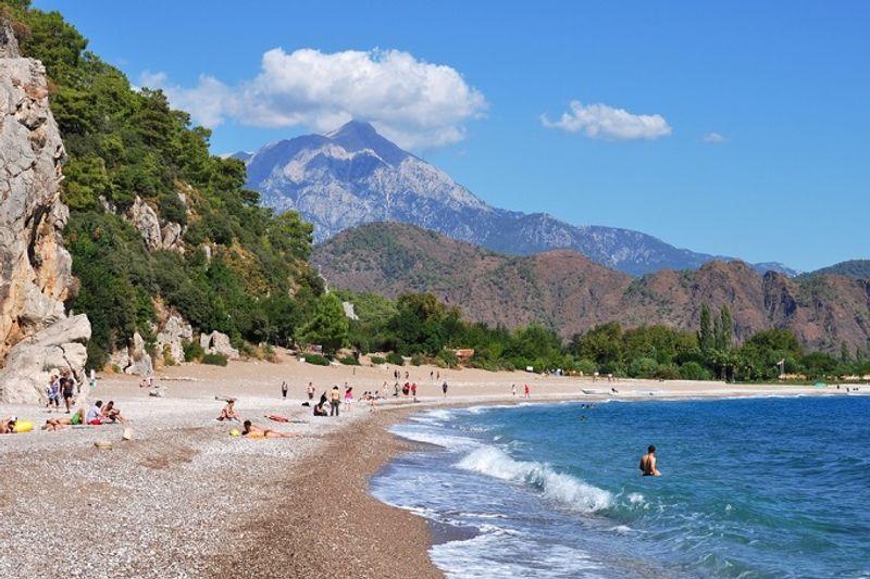 Олимпос, Чиралы, Турция