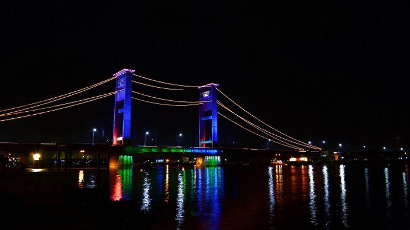 7 Destinasi di Indonesia Untuk Tahun Baru-an Bersama Teman-teman - Palembang
