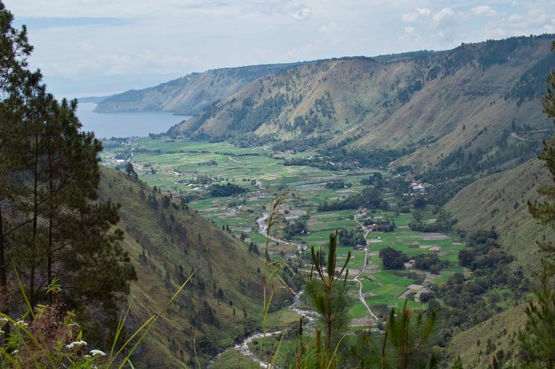Pulau Samosir, Sumatera Utara