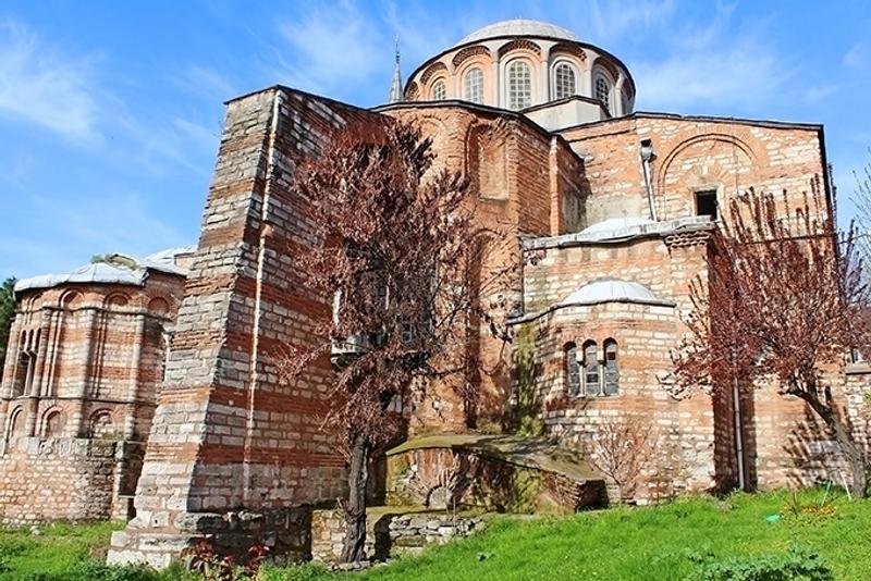 Достопримечательности Стамбула: Монастырь Хора