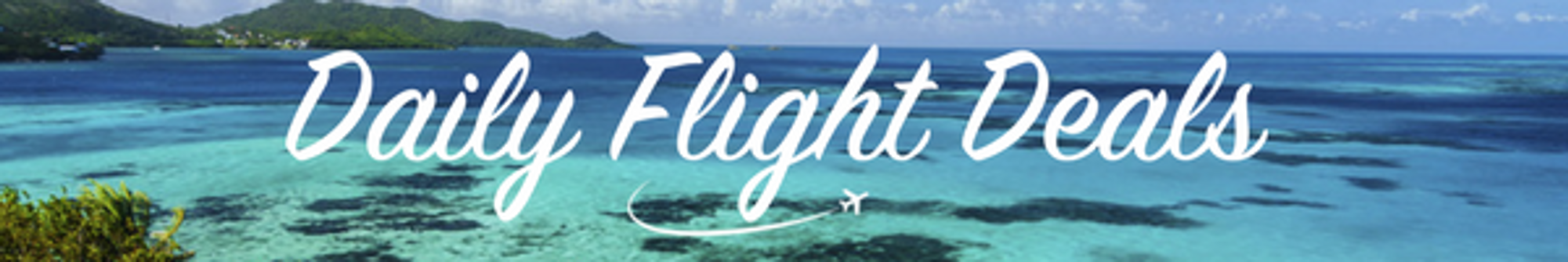 Daily Flight Deals