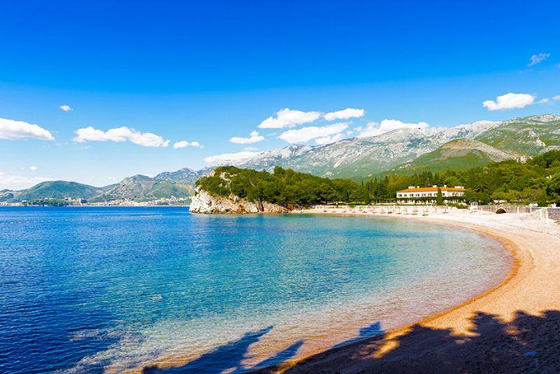 тиват черногория пляжи фото