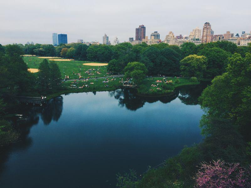 Нью-Йорк в мае