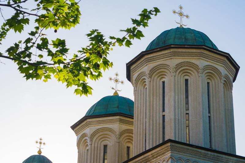 Cosa vedere Bucarest: Cattedrale dei Santi Costantino e Elena