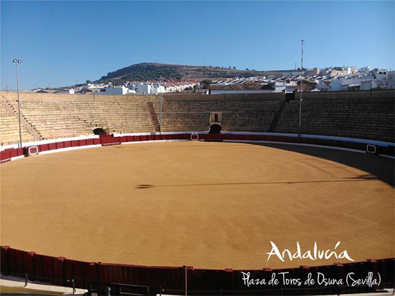 La arena de Meereen antes de su transformación © Andalucia.org