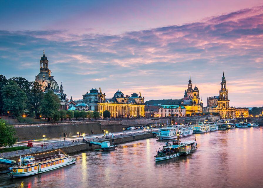 Günstige Flüge nach Dresden