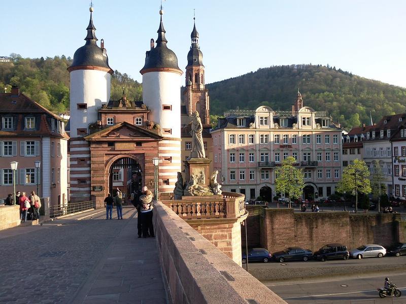 18 città europee da vedere nel 2018: Heidelberg