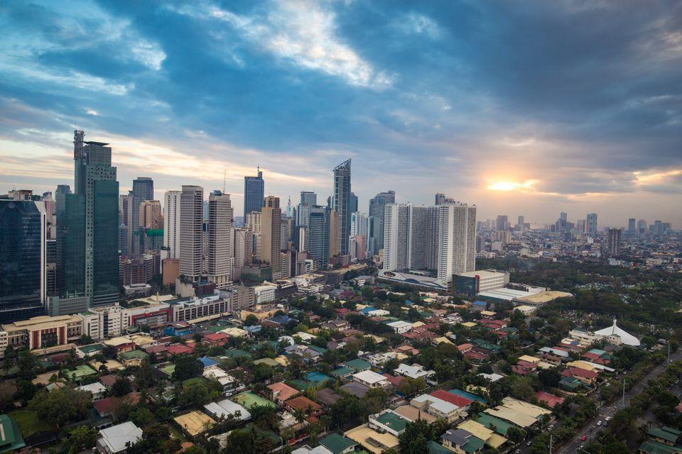 Car hire in Manila