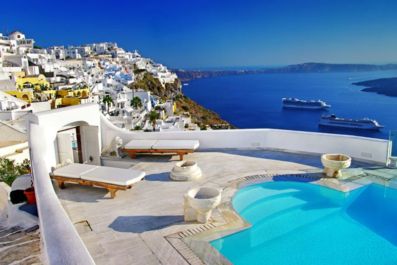 Santorini Greece Wedding Destination