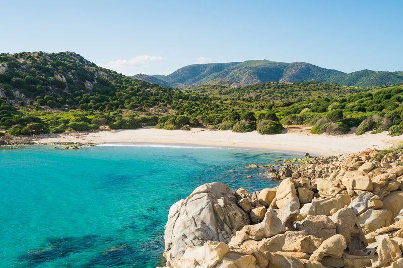 Le migliori spiagge italiane del 2017: Cala Cipolla