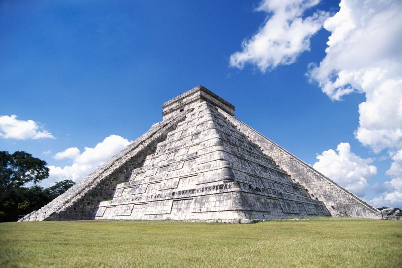 le Piramidi di Chichén Itzá
