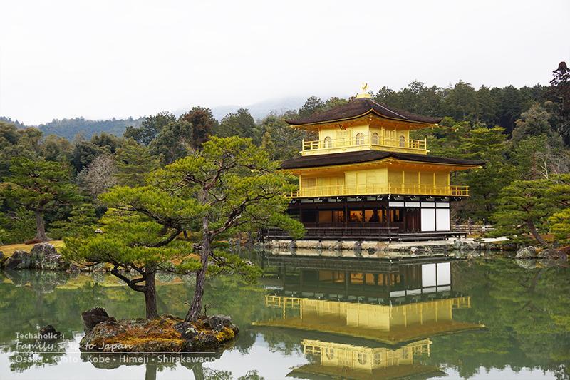 วัดคินคะคุจิ ประเทศญี่ปุ่น