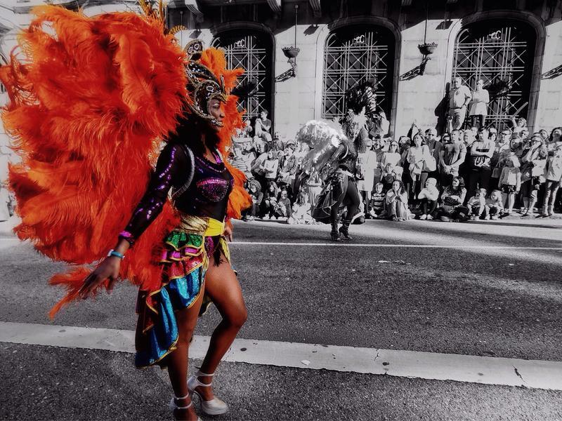 bailar samba en río de janeiro