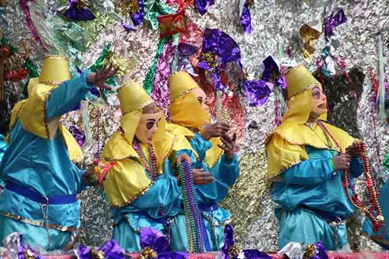 Nova Orleans carnaval carnaval © gary Yim / Shutterstock.com