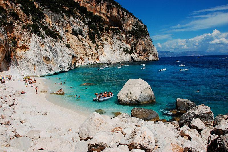 Spiagge più belle d'Italia 2017: Cala dei Gabbiani