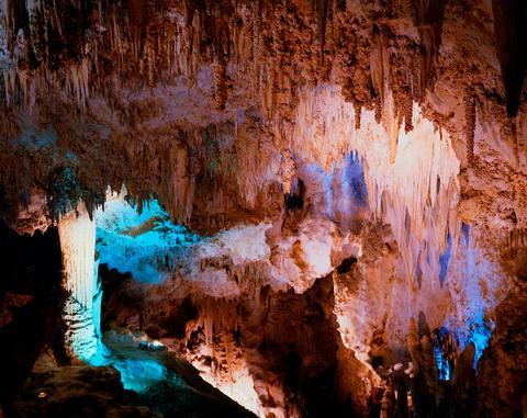 Die Carlsbad Caverns sind einfach magisch anzusehen.