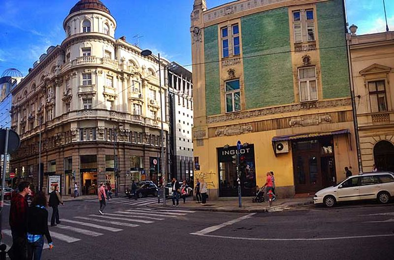 Belgrade, Serbia © Larissa Olenicoff