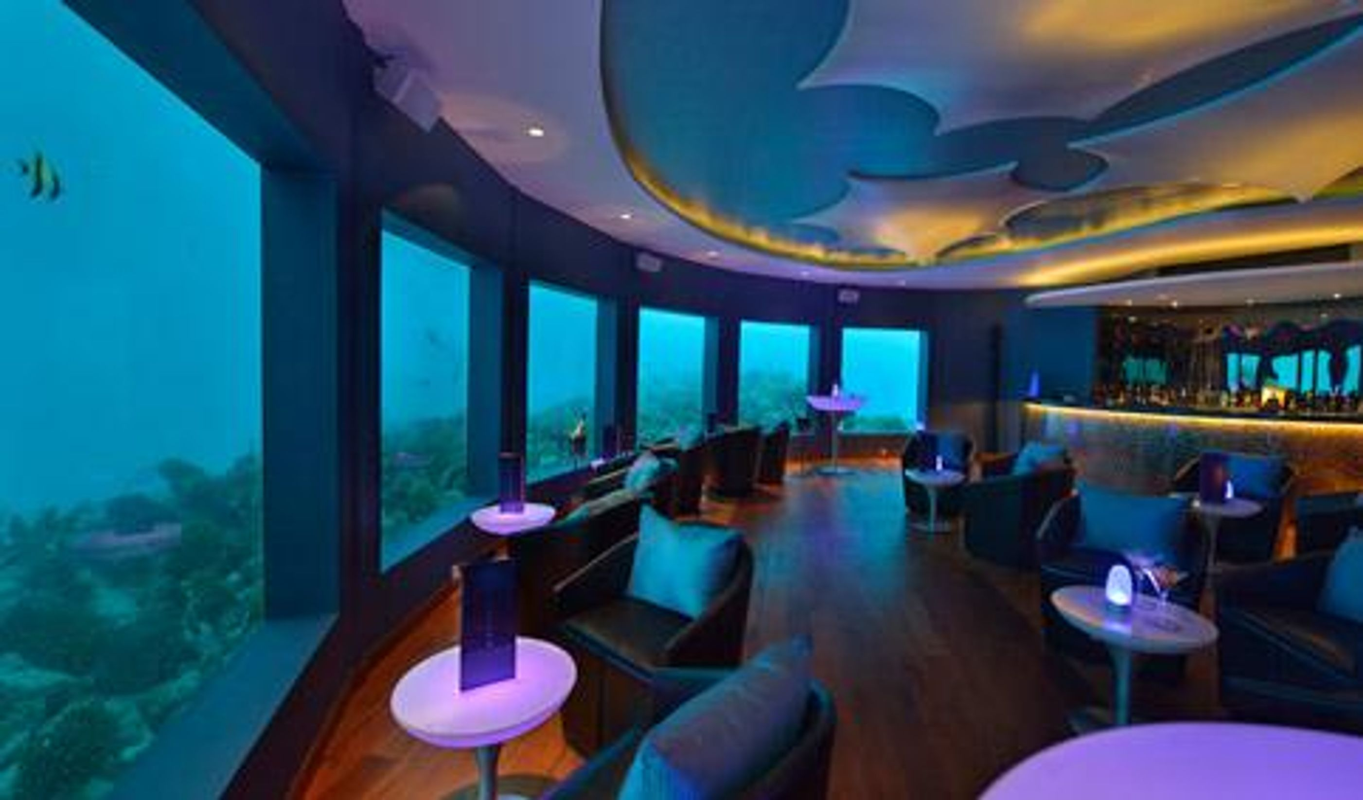 Underwater Hotels Around The World Locations Pictures