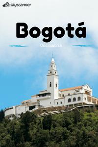 Un fin de semana en Bogotá, itinerario