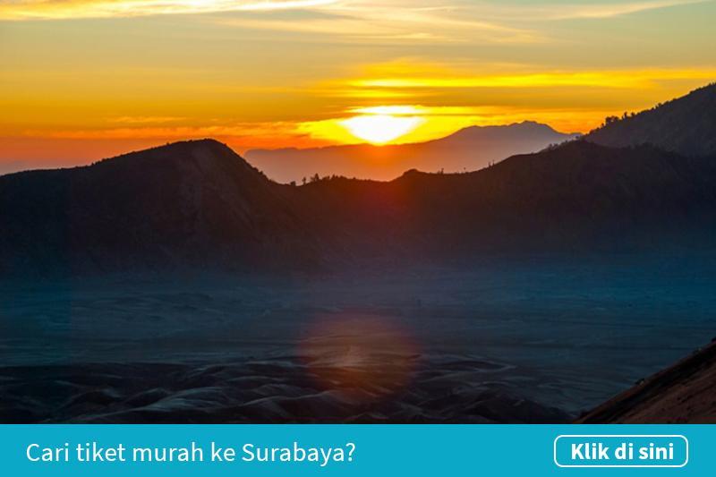 Klik untuk cari tiket pesawat murah ke Surabaya