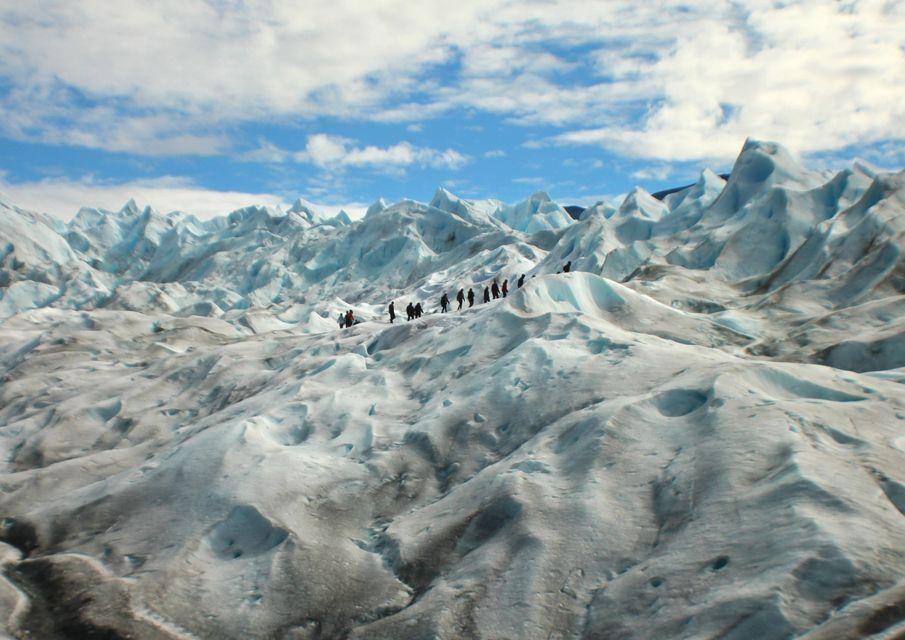 Gletsjerwandelingen Argentinië