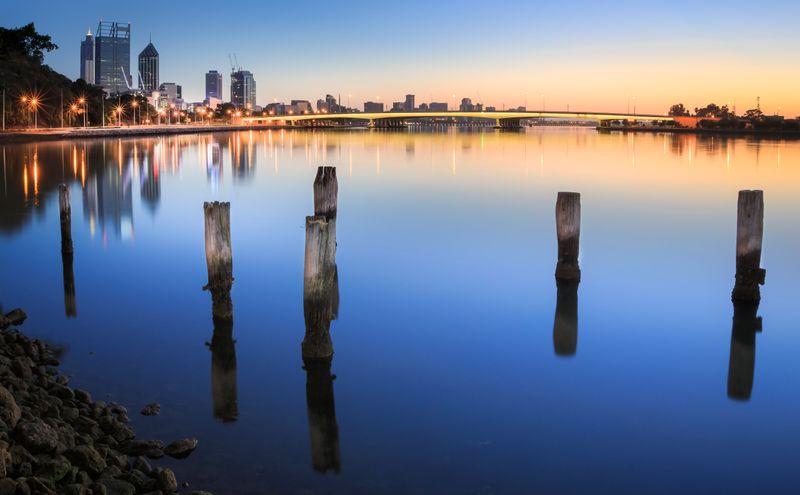 Perth pier