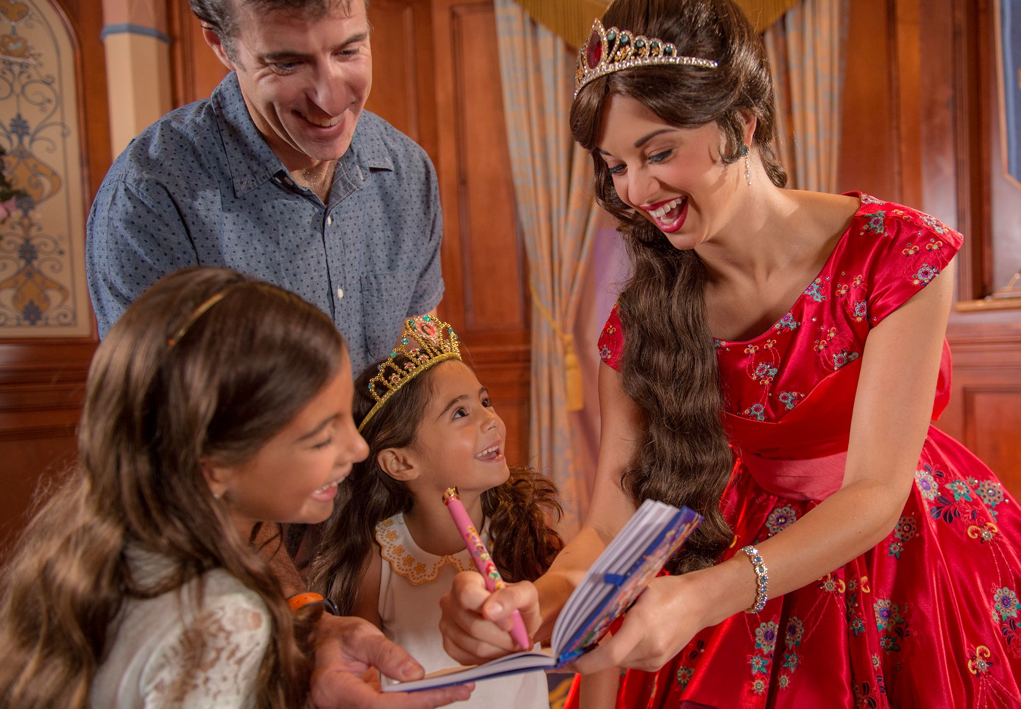 conoce a la princesa Elena de Avalor Walt Disney World