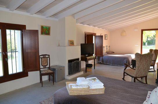 Hoteles rurales con encanto: El Vihuelo