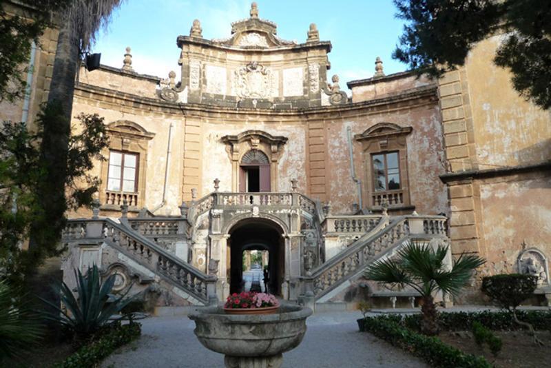Palermo Bagheria Villa Palagonia