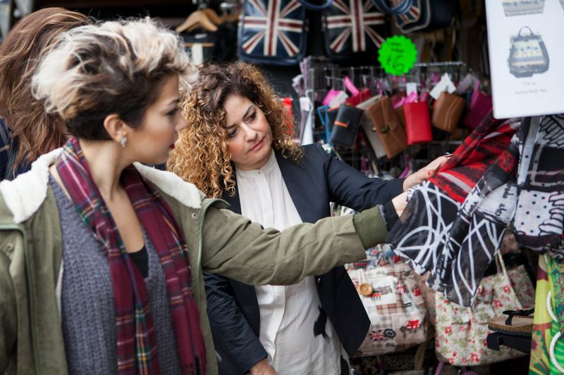 Insider-Attraktionen in London: Camden Market