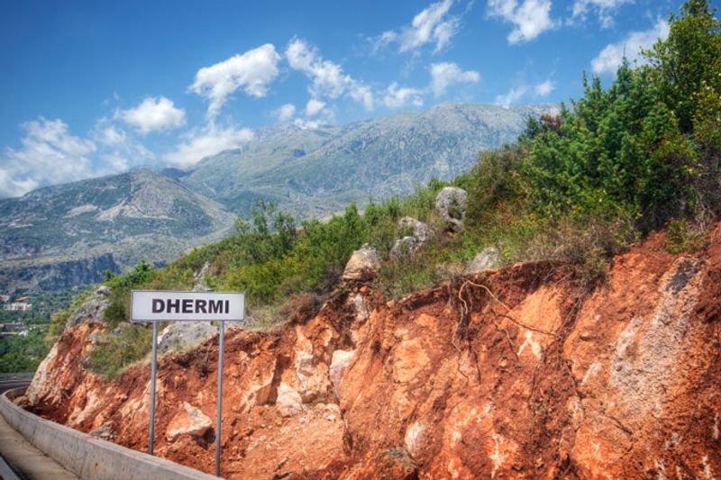Dhërmi, Albania