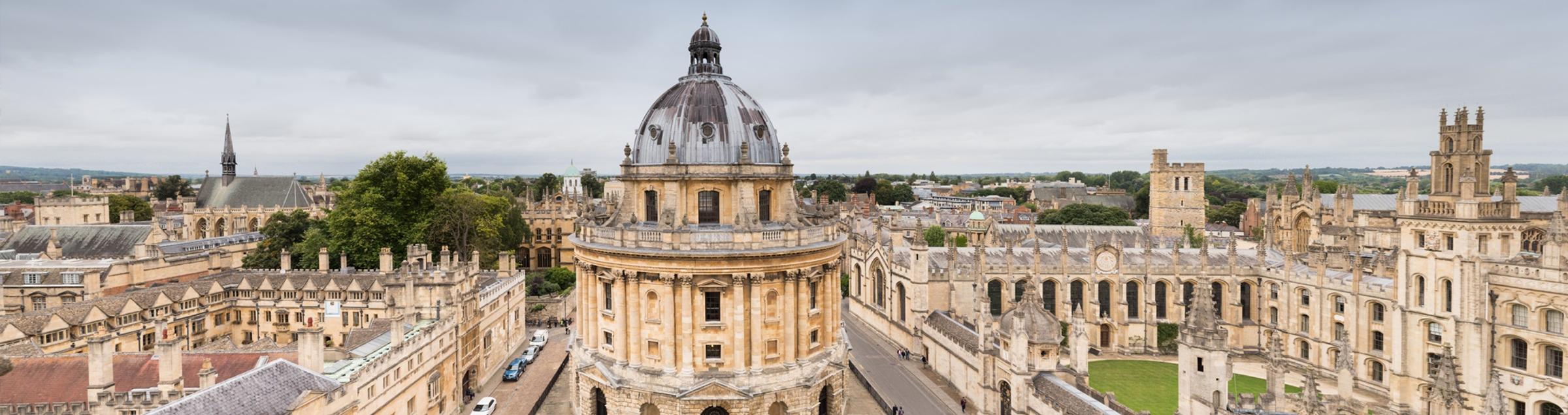 Oxford University Museum of Natural History & Pitt Rivers Museum