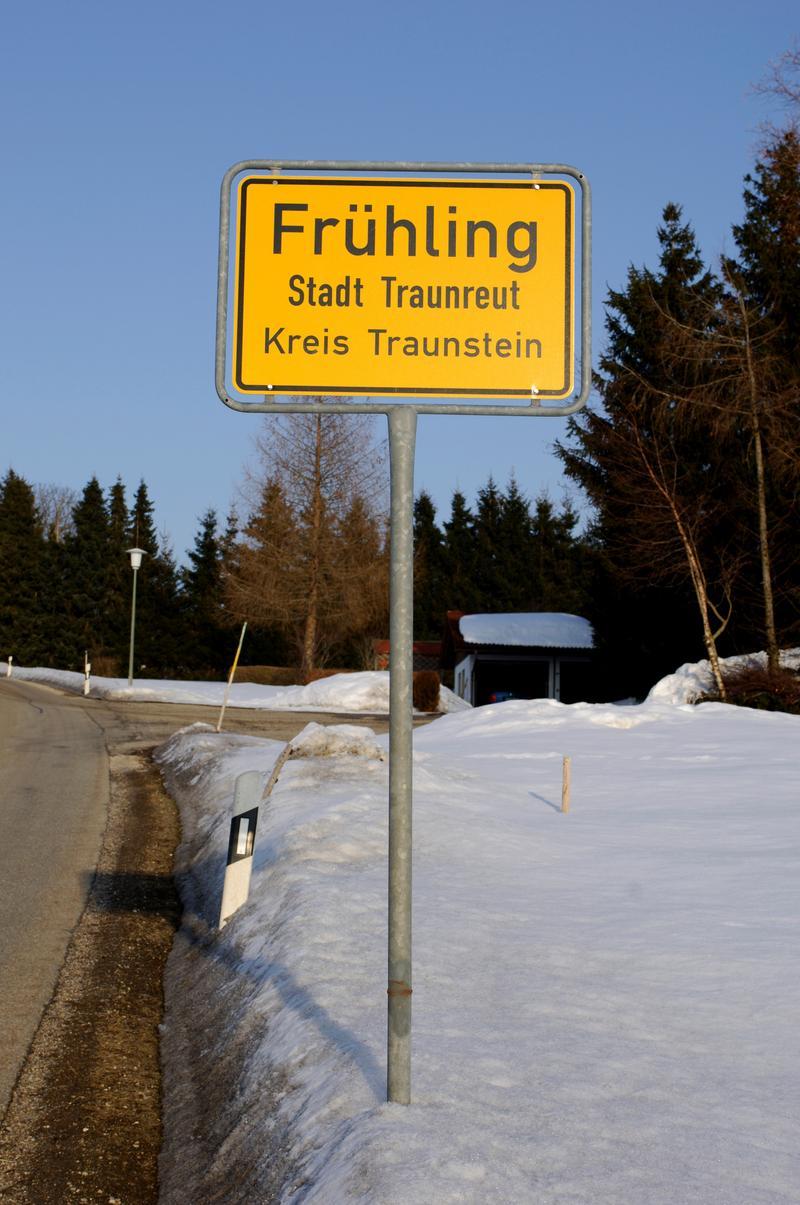 Ort Himmelsruh Bayern