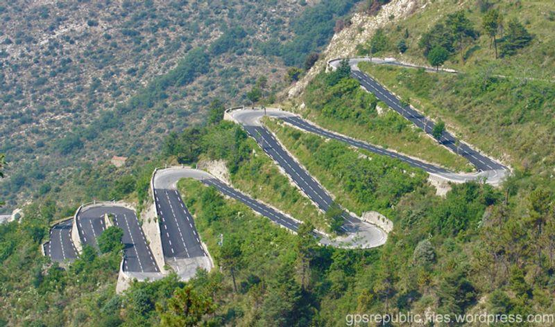 Road trip in Europa: Col de Turini