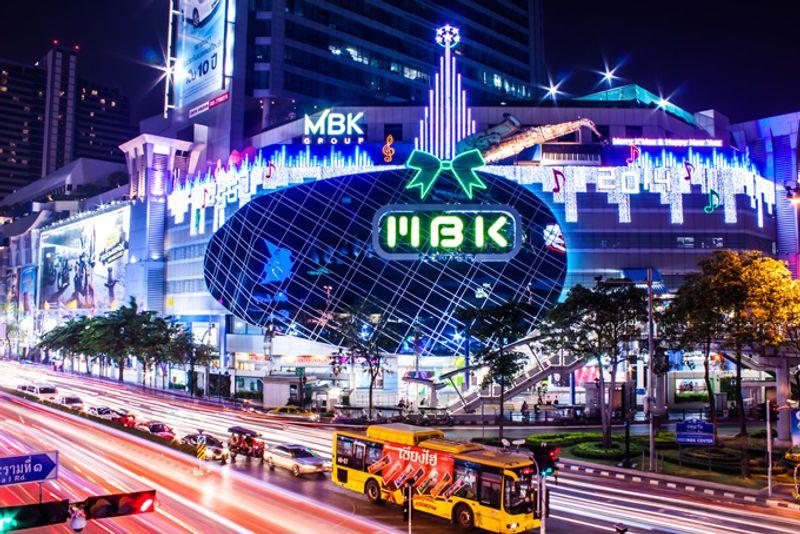 Торговый центр MBK в Бангкоке, Таиланд