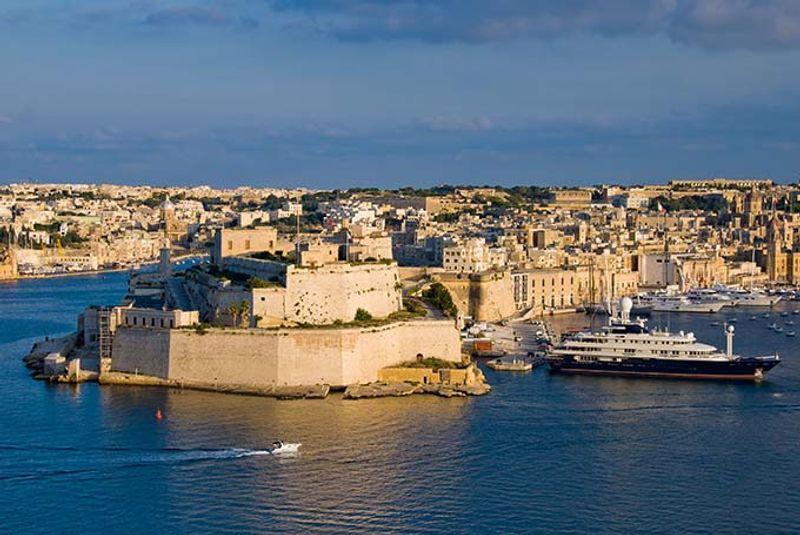Fort St Angelo, Malta