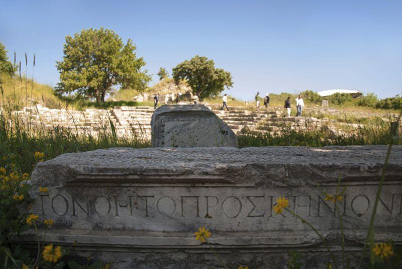 Руины Трои, Турция