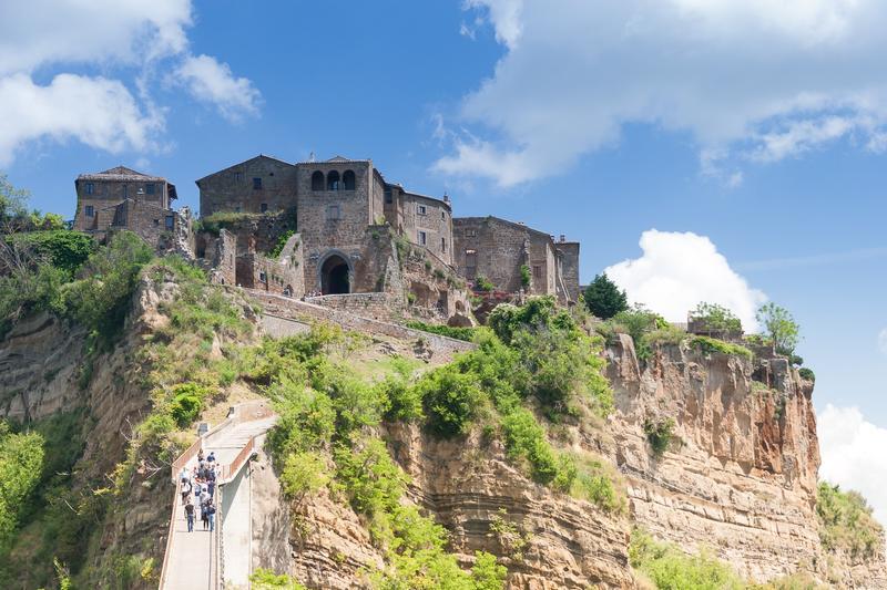 Italia, Civita Di Bagnoregio