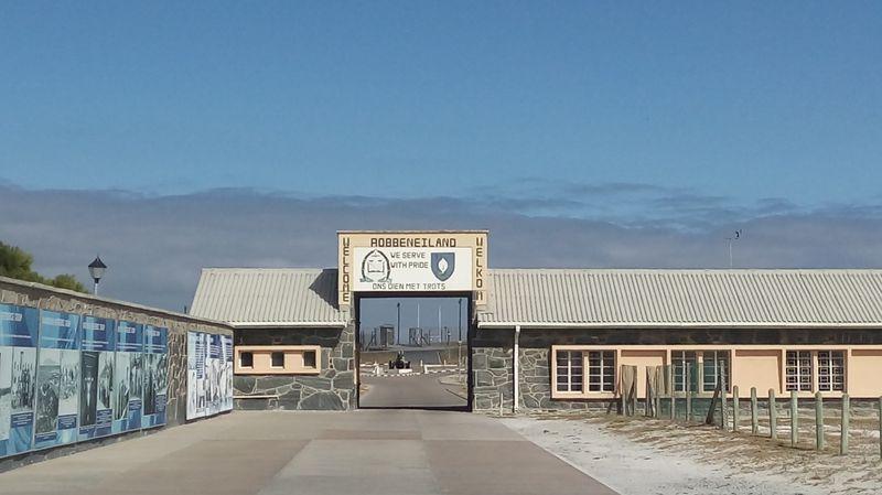 Prison island Robben Island
