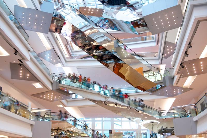 Thiên đường mua sắm Hongkong