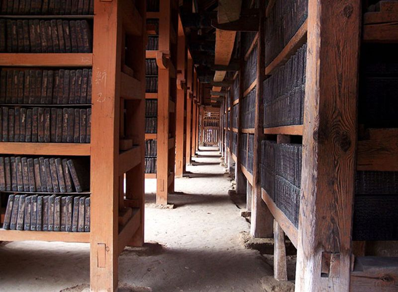 tripitaka-koreana-in-haeinsa-temple-sout