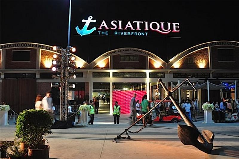 Asiatique The Riverfront 夜市