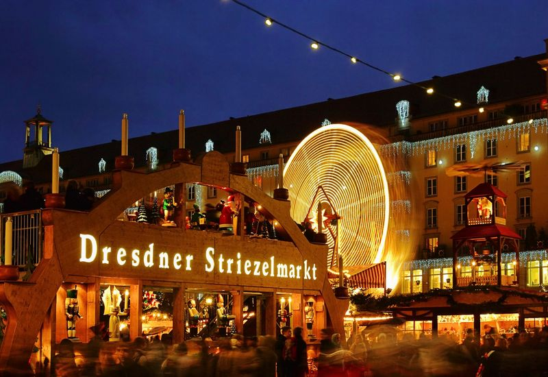 Mercatini di Natale più belli d'Europa: Dresda, mercatini
