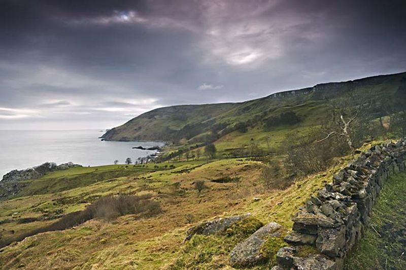bahía de murlough en irlanda del norte juego de tronos