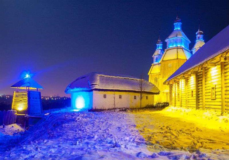 16.-18. yüzyıllar arasında bölgeye hükmetmiş Zaporojya Kazakları için önemli bir merkez.
