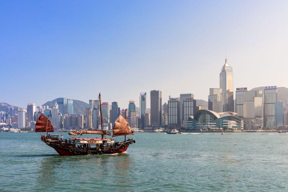Car hire in Hong Kong
