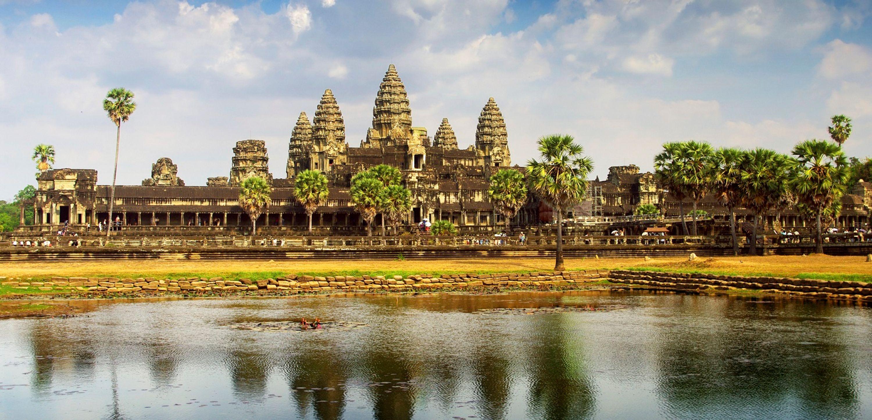 7 fantastiske steder i Cambodia