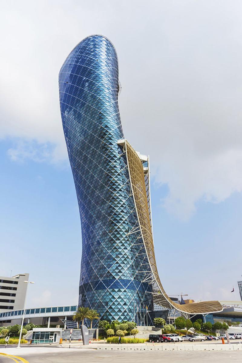 7 unusual buildings around the world for Unique architecture around the world
