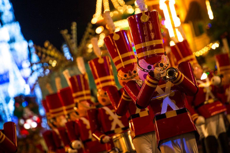Navidad en Walt Disney World Orlando Florida