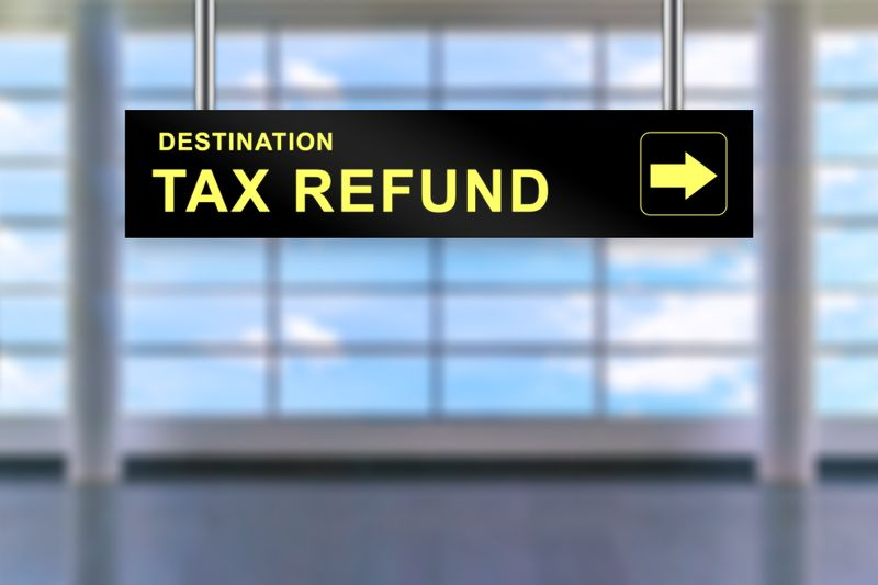 Can you get a tax refund?